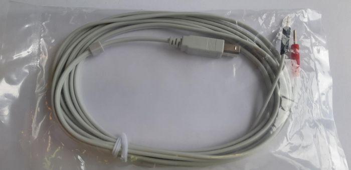 Kabel pro připojení elektrod pro BTL-4000 Smart/Premium (světle šedý)