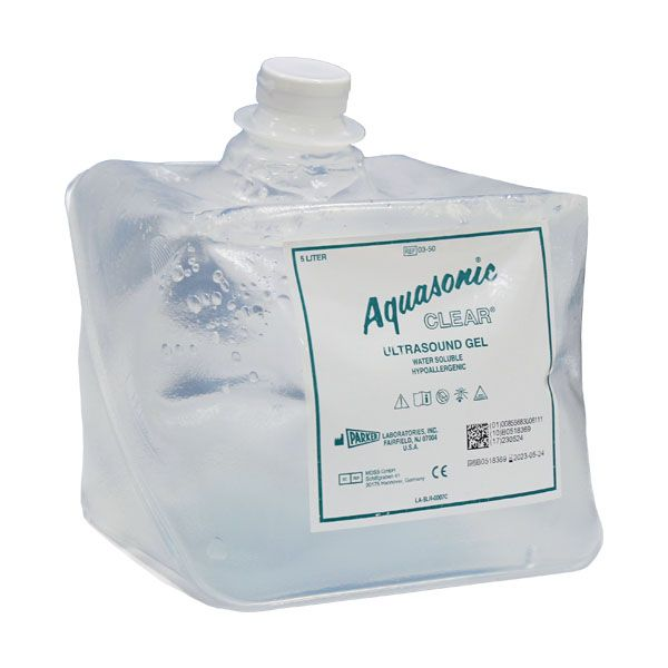 Aquasonic gel 5 l