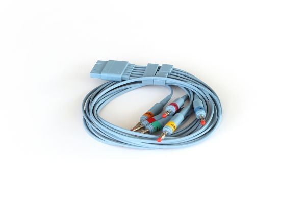 Pacientský kabel klidový - hrudní pro BTL - FLEXI