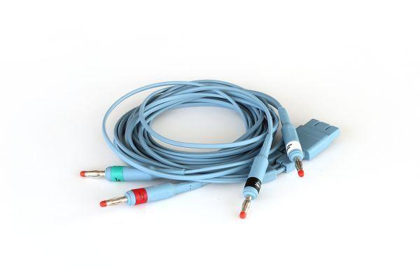 Pacientský kabel klidový - končetinový pro BTL - FLEXI