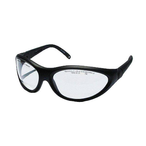 Ochranné brýle pro obsluhu CO2 laseru
