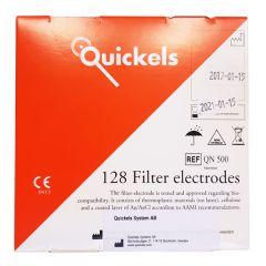 Filtry pro EKG vakuový systém Quickels Decapus (128 ks)